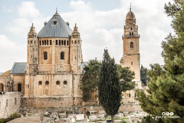Dormition Abbey and Church, Jerusalem